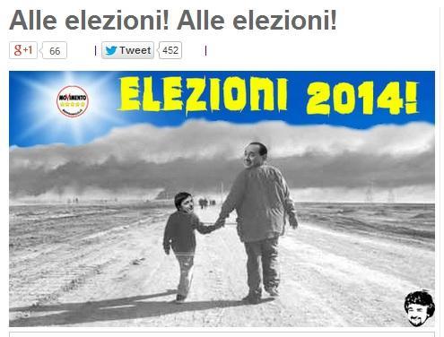 """Il Fatto: """"Que Viva Matteo"""", così Berlusconi risorge e ci porta al voto"""