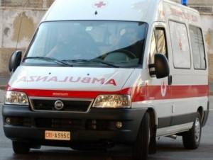 Volontario Croce Verde insegue la ex con l'ambulanza: rischia licenziamento