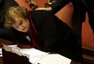 La Padania, tocca a Anna Maria Cancellieri: in edicola la sua agenda pubblica