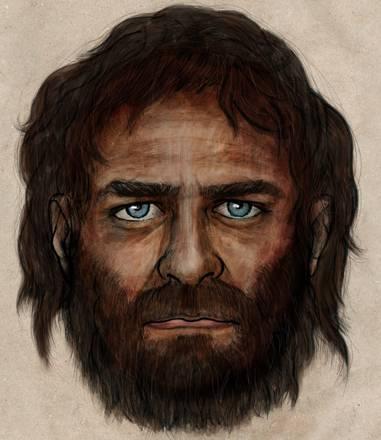Occhi azzurri e pelle scura: è l'uomo di La Brana. Visse 7mila anni fa in Europa