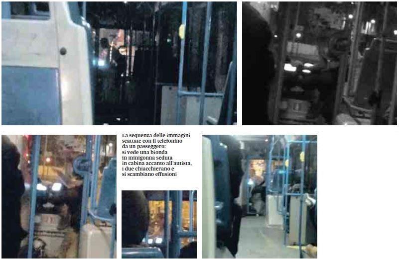 Autobus notturno Atac