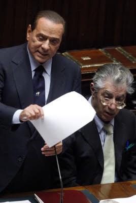 Salvini-Le Pen, Buonanno-Lerner. Senza Berlusconi, la Lega torna nella foresta