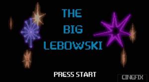 Il Grande Lebwoski in versione videogame