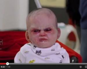 Neonato posseduto terrorizza New York