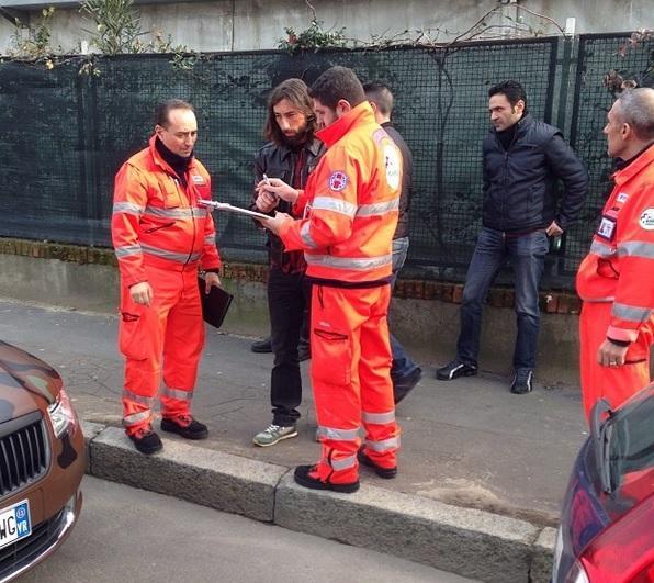 """Vittorio Brumotti rapinato a San Siro: """"Hanno tentato di farmi fuori..."""""""