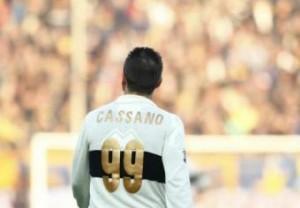 Calciomercato Sampdoria, Cassano e Amauri: situazioni da chiarire (LaPresse)
