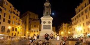 Roma, movida violenta a Campo de' Fiori: uomo picchiato e paura tra i residenti