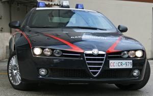 Bologna, rapina in villetta: coniugi legati e imbavagliati