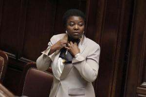 Kyenge, missione pulizia: Tracce fasciste nelle nostre leggi, le farò cancellare