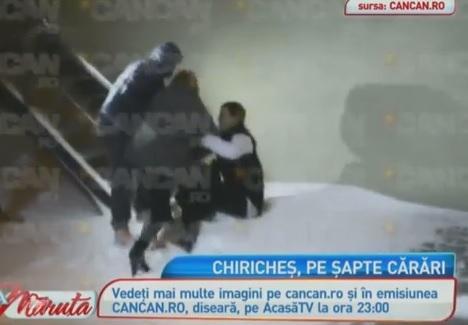 Vlad Chiriches ubriaco, difensore del Tottenham barcolla e cade a terra (video)