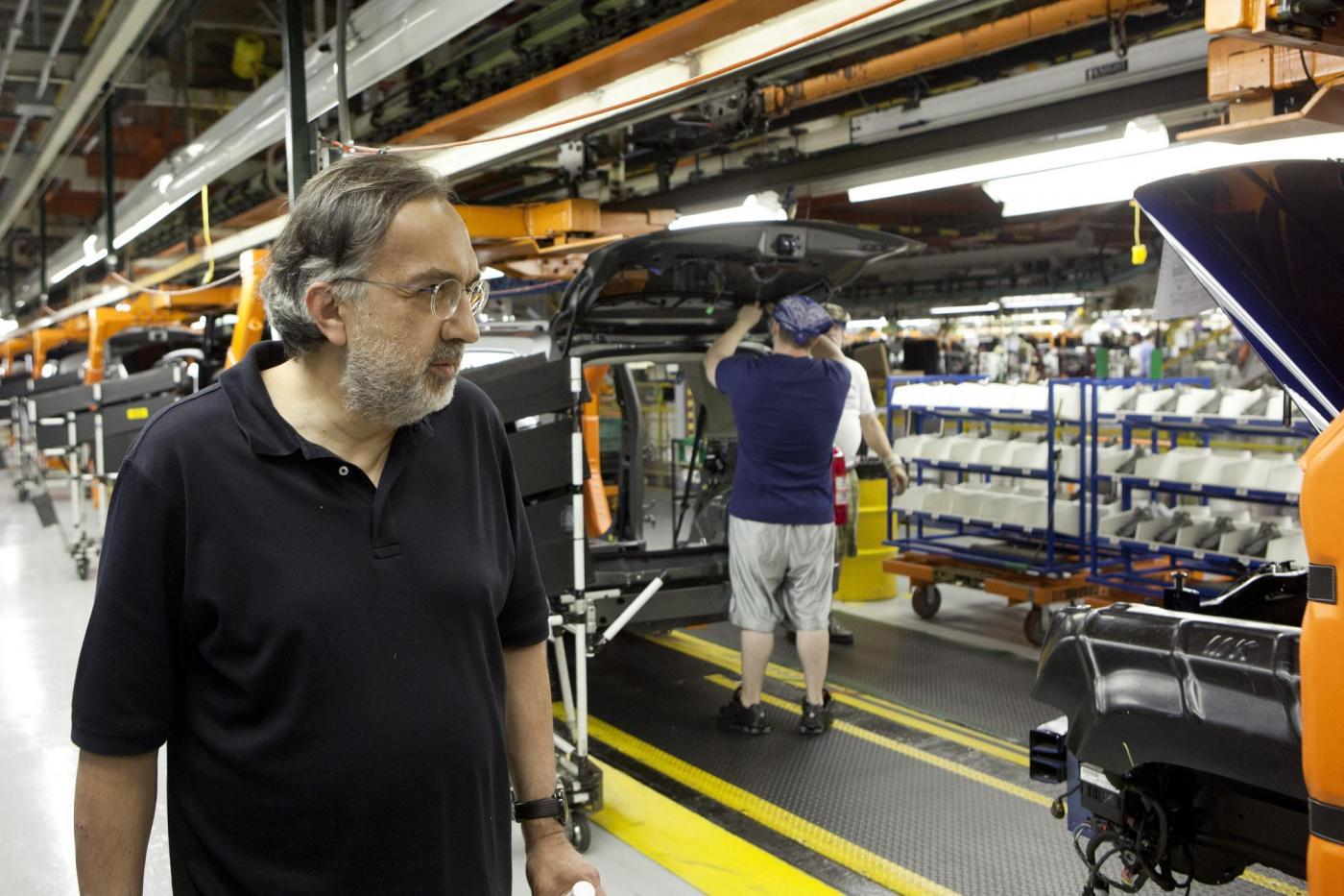 Chrysler boom: +9% vendite nel 2013. Mai così dal 2007