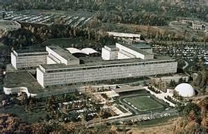 Il quartier generale della Cia a Langley, Virginia