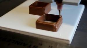 Pasta e cioccolato stampato in 3D: la nuova frontiera della cucina