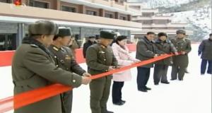 Corea del Nord, Kim Jong-un inaugura il comprensorio sciistico di Masik Pass