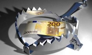 Banca d'Italia: novembre nero per i prestiti alle imprese, - 6% annuo