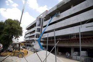 Brasile 2014, lo stadio di Curitiba ancora un cantiere. Città rischia il Mondiale