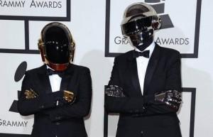 I Daft Punk dominano i Grammy Awards