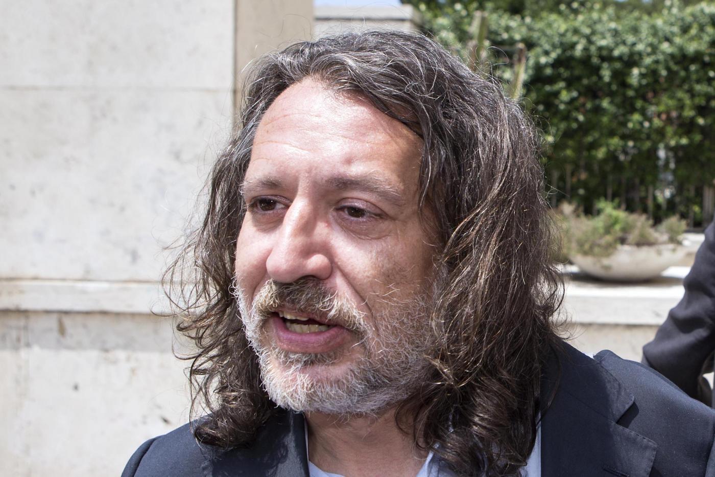 Davide Vannoni, ideatore di Stamina