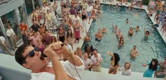 dicaprio the wolf of wall street
