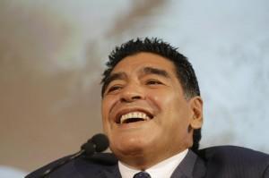Diego Armando Maradona parteciperà a The Victorious: reality a Dubai (LaPresse)