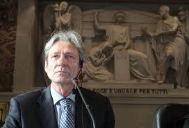 """Anno giudiziario, Canzio: """"Per toghe infamante gogna"""""""