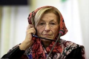"""Siria, Emma Bonino: """"Il 16 gennaio svelato porto dove caricheremo armi chimiche"""""""