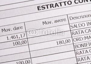 Banche, commissioni aumentate del 20%. 3 € a bolletta, 2,1 bancomat diversi
