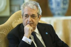Il ministro Fabrizio Saccomanni