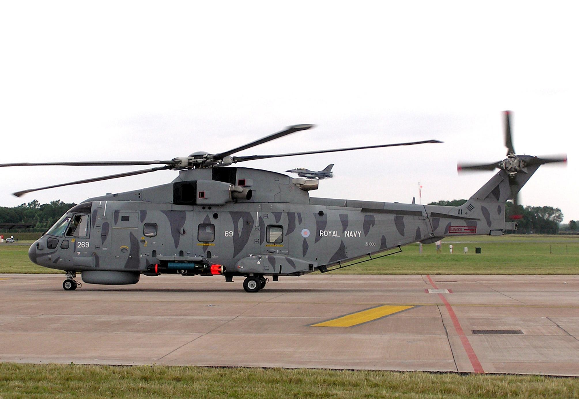 """Finmeccanica: India-Agusta Westland """"contratto AW-101 terminato, non annullato"""""""
