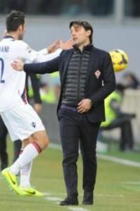 Fiorentina-Livorno, formazioni derby: Montella sfida Nicola con Giuseppe Rossi (LaPresse)