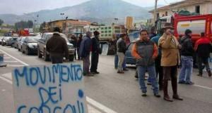 Movimento dei Forconi,  25 fermi per le violenze di dicembre a Bari