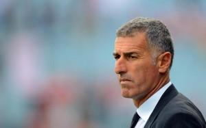 Formazioni Coppa Italia: Napoli-Atalanta, Milan-Spezia e Catania-Siena. Mauro Tassotti nella foto LaPresse