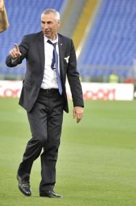Formazioni Serie A: Bologna-Lazio e Livorno-Parma (gli anticipi del sabato) Edy Reja nella foto LaPresse