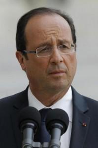 """Francois Hollande: """"Io e Valerie ci siamo lasciati"""". Annuncio alla France Press"""