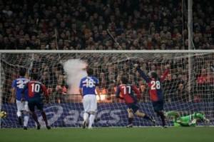 """Genoa-Sampdoria, assessore Matteo Rossi: """"Derby alle 12.30 mancanza rispetto"""" (foto archivio LaPresse)"""