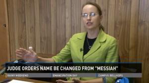 """Chiamare """"Messia"""" il proprio figlio è legale. Almeno negli Usa"""