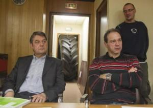 Goodyear, rilasciati i due dirigenti bloccati in fabbrica ad Amiens (Francia)