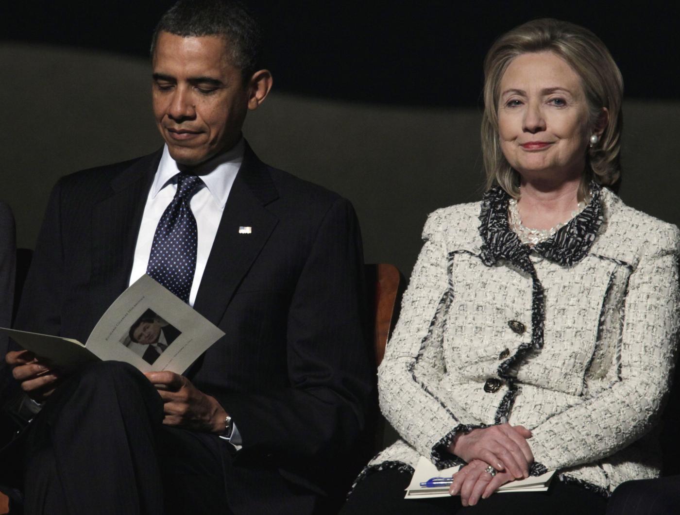 "Hillary Clinton 2016: la campagna dei ""Super Pac"" di Obama è già iniziata"