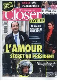 """Hollande-Julie Gayet: """"Liberté e moralité"""", Francia tartufesca e liberticida"""