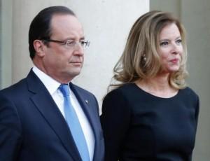 Valerie Trierweiler dopo ospedale deciderà se rimanere o no con Hollande