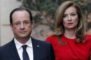 Francois Hollande voleva l'ok di Valérie Trierweiler alla separazione