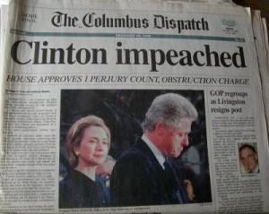 """""""Impeachment"""", il significato originario. Da Edoardo III a Bill Clinton"""