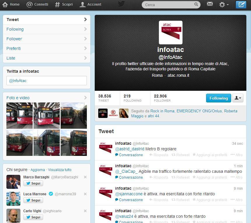 Nubifragio Roma, diretta Twitter @infoatac: situazione traffico in tempo reale