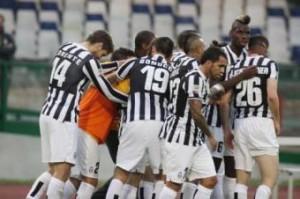 Juventus campione d'inverno (LaPresse)