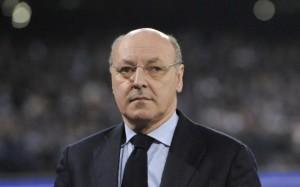 """Juve, Marotta furioso con Inter: """"Scambio Vucinic-Guarin non si fa, siete poco seri"""" (LaPresse)"""