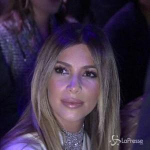 Kim Kardashian alla settimana della moda di Parigi