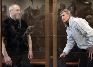 Russia, Platon Lebedev presto libero dopo la grazia a Khodorkovski