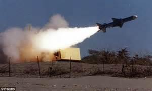 Prototipo missile intercontinentale nordcoreano