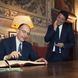 Enrico Letta-Matteo Renzi, la tregua. Rimangono distanze su legge elettorale