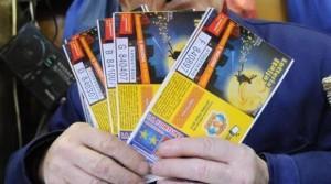 Lotteria Italia: i sei biglietti estratti di Prima categoria